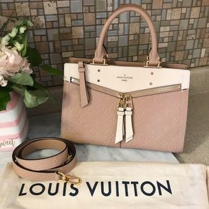 Auth. Louis Vuitton 2019 Empriente Sully PM Tote